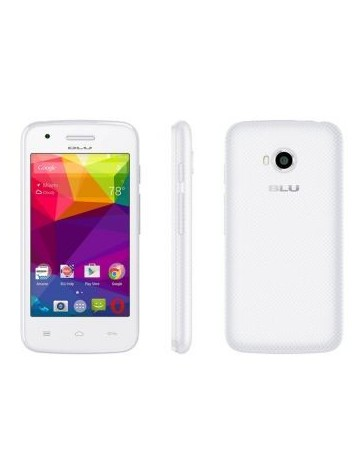 SMARTHPHONE DASH L BLANCO 4.0 3.2MP ANDROID 4.4 KIT KAT - Envío Gratuito