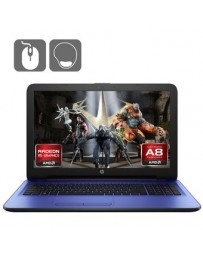 "Laptop HP 14 LED 14"" HD AMD A8 Quad-Core Radeon R5 - Envío Gratuito"