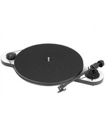 Pro-Ject Elemental Turntable (White)