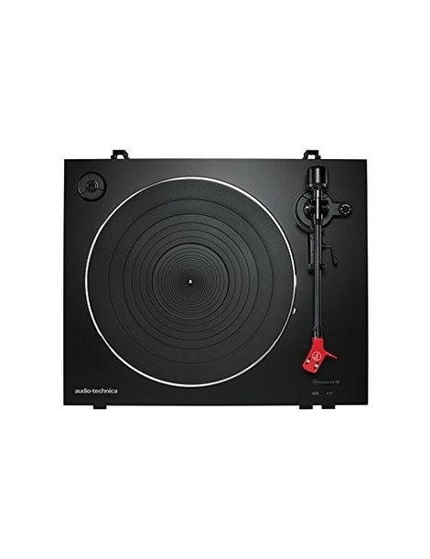 Audio-Technica AT-LP3BK Fully Automatic Belt-Drive Stereo Turntable - Envío Gratuito