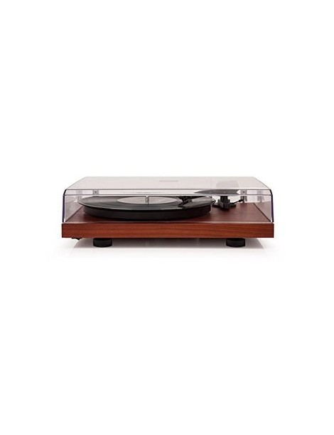 Crosley C10A-MA Hardwood Turntable with Low Vibration - Envío Gratuito