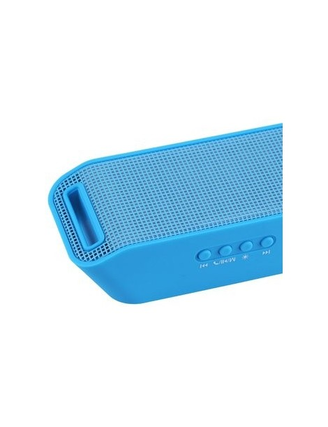Oanda Altavoz Bluetooth Wireless LED Portátil - Envío Gratuito