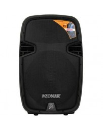 Bafle Profesional Zonar Z15BT MP3 USB SD Equalizador 15