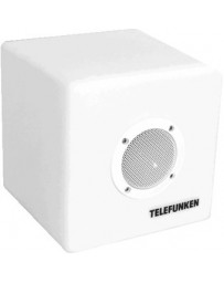 TELEFUNKEN Bocina LED REcargable Portatil Waterproof