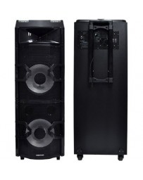 Bafle Amplificado Mezcladora Audio Master DJMX12