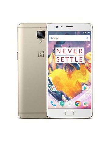 Oneplus 3T 6+64GB Oneplus Three T 4G LTE Dual Sim Android 6.0 Quad Core 2.35GHz 5.5 inch FHD 16+16MP - Gold - Envío Gratuito