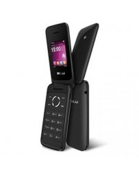 BLU Diva Flex - Flip phone - unlocked Dual Sim - Black