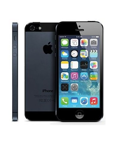 Reacondicionado Smartphone Apple iPhone 5s 16GB Negro - Envío Gratuito